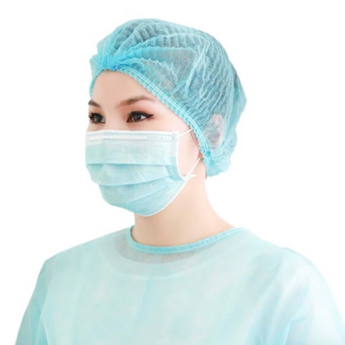 trang phục y tế may bằng vải không dệt